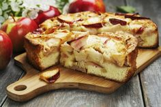 Torta di mele con lo yogurt e senza burro: una ricetta sana e gustosa per un ottima colazione e perchè no, anche un'ottima merenda!