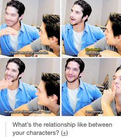 Posey and Dylan