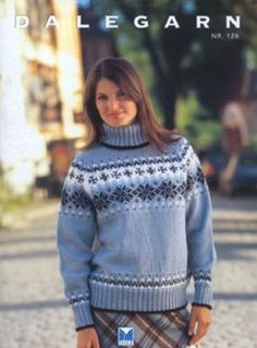 Ravelry: Dale of Norway / Dalegarn Fair Isle Knitting Patterns, Fair Isle Pattern, Knit Patterns, Clothing Patterns, Etnic Pattern, Sweater Design, Sweater Outfits, Wool Sweaters, Knit Crochet