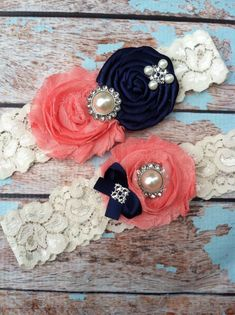 wedding garter / bridal garter/ lace by FallenStarCoutureInc, $24.99