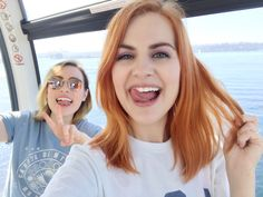 """33.2k Likes, 320 Comments - Roxetera (@roxetera) on Instagram: """"Selfies in Seattle ⚓️"""""""