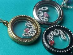 """New """"Plates"""" for OO lockets!"""