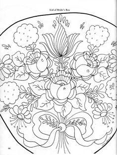 Bavarian Folk Art book 1 - sonia silva - Álbumes web de Picasa