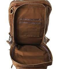 Αποτέλεσμα εικόνας για vintage leather rucksack