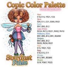 New Digital Stamps! Detailed Coloring Pages, Colouring Pages, Copic Pens, Copics, Copic Color Chart, Copic Colors, Copic Markers Tutorial, Color Of The Day, Coloring Tutorial