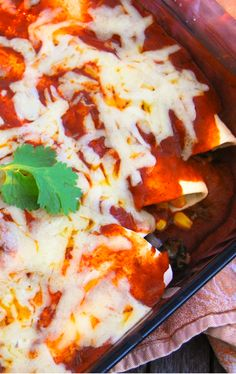 Beef Enchiladas with Homemade Sauce. It's easier than you think to make these from scratch. Be in control of the amount of sodium and fat added to your meal with this recipe as a guide. #smarterbeef