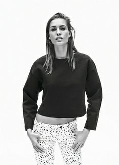 MANGO - NEW - Premium - PREMIUM - コクーンセーター