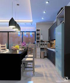 Pantry+Diningroom #Arsitek #DesainInterior #Pantry #RuangMakan #DiningRoom