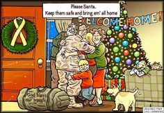 Merry Christmas to all our troops! www.semperwifey.blogspot.com