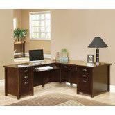 Coaster Garson L Shaped Desk 801011 Home Office