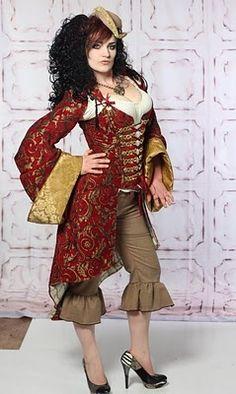 The Damsel  Pirate