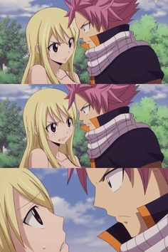 Welcome to the biggest Fairy Tail community in G+! Fairy Tail Nalu, Fairy Tail Lucy, Fairy Tail Ships, Fairy Tale Anime, Fairy Tail Family, Fairy Tail Couples, Fairy Tales, Fairytail, Nalu Fanfiction
