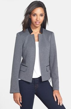 Jones New York Flat Collar Suiting Jacket available at #Nordstrom