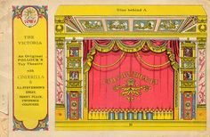 Cinderella's Theater by Pollocks by pilllpat (agence eureka), via Flickr.  All the downloads for the entire theater can be found at http://www.flickr.com/photos/taffeta/5493172958/in/set-72157626184247936/