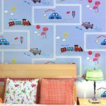 Compare Best Price for Eco friendly Lovely Cartoon Cars Wallpapers Roll Kids Room Decoration Wall Paper Non-woven Boys Bedroom Wallpaper Q. Cheap Wallpaper, Floor Wallpaper, Wallpaper Roll, Photo Wallpaper, Boy Girl Bedroom, Boy Room, Kids Room, Boys Bedroom Wallpaper, Cool Themes