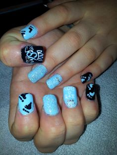 Baby Bently nails