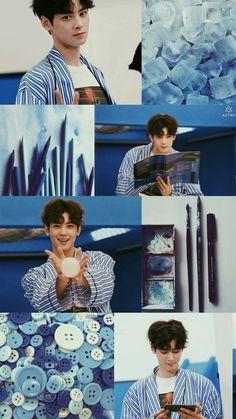 Our social Trends Astro Wallpaper, Tumblr Wallpaper, Cha Eun Woo, Marceline And Princess Bubblegum, Kpop Posters, Cha Eunwoo Astro, Lee Dong Min, Asia Artist Awards, Wallpaper Aesthetic
