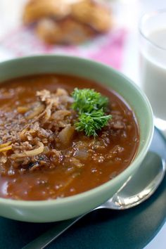 Minced meat soup with root vegetables Soup Recipes, Great Recipes, Healthy Recipes, Healthy Foods, Good Food, Yummy Food, Tasty, Mince Meat, Keto Soup
