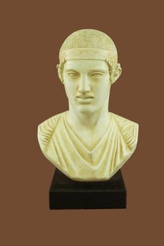Statue Geometric Horse Era Bronze Ancient Greek Museum Replica Collectable