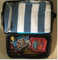 Save Money while at Disney - Pack Snacks Disneyworld Packing List, Disney Trips, Vacation Snacks, Disney Money, Road Trip Snacks, Save On Foods, Storage Boxes With Lids, Small Blankets, Tourist Spots
