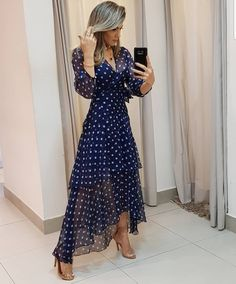 11 Best Summer Dress Fashions - 1 This summer is the most fashionable dresses. These fashion dresses will suit you very well. Trend Fashion, Womens Fashion, 50 Fashion, Fashion Online, Best Summer Dresses, Maxi Dress With Slit, Mode Style, Beautiful Dresses, Fashion Dresses