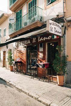 Die beste Pizza in Palma – Italienisch essen auf Mallorca!