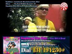 Bill & Brod - Singkong Dan Keju [Official Music Video] - YouTube Long Time Ago, Music Videos, Dan, Stickers, Youtube, Sticker, Decal, Youtubers, Youtube Movies