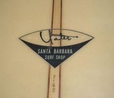 Yater logo, circa 1968 ~ Santa Barbara