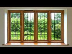 Latest House Window Grill Designs 2019 I Amazing Good Looking Window For House 2019 Wooden Window Design, Window Glass Design, House Window Design, Door Design, Door And Window Design, Window View, Open Window, Iron Window Grill, Window Grill Design Modern