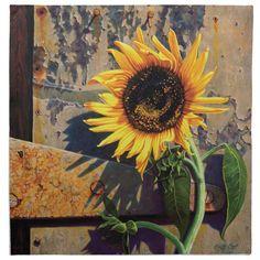 Sunflower Garden, Sunflower Flower, Sunflower Fields, Yellow Sunflower, Sunflower Canvas, Sunflowers And Daisies, Van Gogh Sunflowers, Happy Flowers, Beautiful Flowers