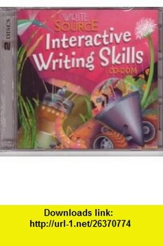 Great Source Write Source Interactive Writing Skills Cd Grade 8 (Write Source New Generation) (9780669521856) Dave Kemper, Patrick Sebranek, Verne Meyer , ISBN-10: 066952185X  , ISBN-13: 978-0669521856 ,  , tutorials , pdf , ebook , torrent , downloads , rapidshare , filesonic , hotfile , megaupload , fileserve
