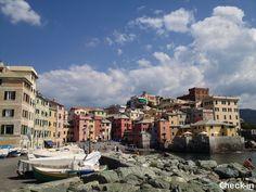 Esplorando Genova Boccadasse, #liguria