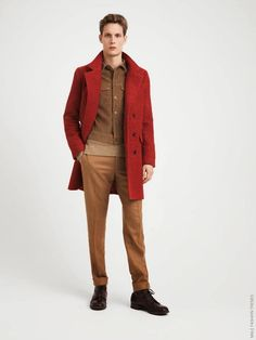 Gant Rugger Fall Winter 2015 Collection Otoño Invierno #Menswear #Trends #Tendencias #Moda Hombre  M.F.T.
