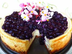 SPLENDID LOW-CARBING BY JENNIFER ELOFF: BLUEBERRY CHEESECAKE - Decadent and legal. Visit us for more lovely recipes at: https://www.facebook.com/LowCarbingAmongFriends