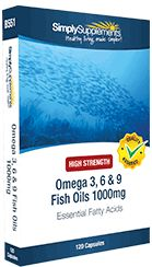 HEART - Omegas 3, 6 & 9 help to maintain healthy heart function, improve circulation and promote hormonal balance.