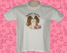 Spoiled+Rotten+Puppy+Dog+Youth+Short+sleeve+Cotton+T-shirt