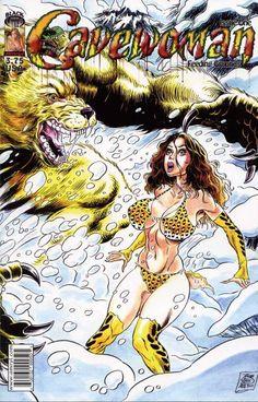Cavewoman: Feeding Grounds #1