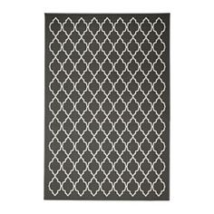 IKEA - HOVSLUND, Rug, low pile, Suitable for use underneath your dining table, as the flat-woven surface makes it easy to pull out chairs and clean.Durable, stain resistant and easy to care for since the rug is made of synthetic fibers.Easy to vacuum thanks to its flat surface.