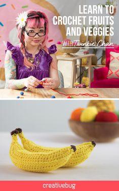 How to crochet maple leaf - HandmadebyRaine Crochet Hook Sizes, Thread Crochet, Crochet Hooks, Crochet Stitch, Crochet Doily Patterns, Crochet Doilies, Fruits En Crochet, Crochet Backpack, Mini Backpack