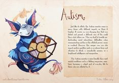 Real Monsters- Autism, an art print by Toby Allen - INPRNT