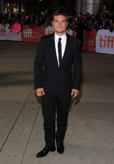 Josh Hutcherson at the 'Escobar: Paradise Lost' premiere at the TIFF (September 11, 2014)
