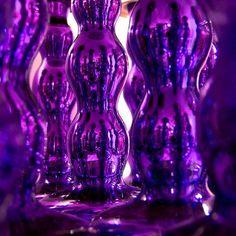 purple decorations ♥