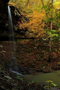 Bingham Hollow Falls, Arkansas