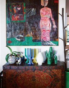 Binnenkijken in het landhuis van mode-icoon Rosita Missoni - Residence
