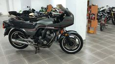 Living Room Motorcycles + Parts