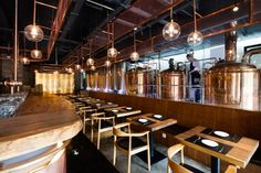 Dongli Brewery by LATITUDE, Beijing – China » Retail Design Blog