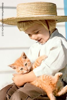 """Feline Friend"" - one of David's friends!  [Photo by Bill Coleman; 1925-2014]"