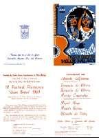Biblioteca Virtual de la Provincia de Málaga > 4º Festival Flamenco Juan Breva, Vélez Málaga : fiestas...