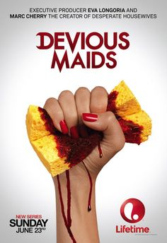 Devious Maids- Great show. You can definitely tell its by the same producers as Desperate Housewives!