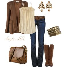 Cute causal outfit!